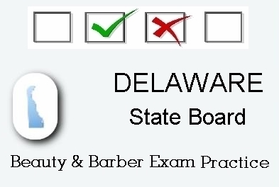Cosmetology state board practice exam 5